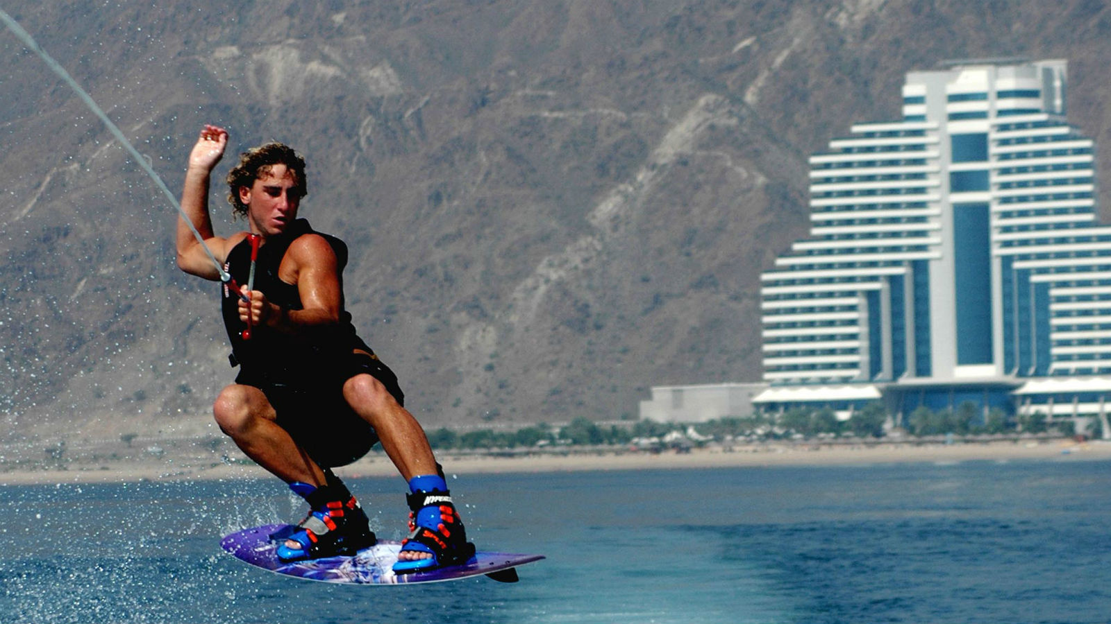 Water Ski in Fujairah